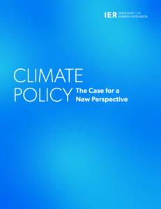 Climate Policy: The Case for a New Perspective