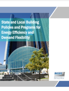 State and Local Building Policies and Programs for Energy Efficiency and Demand Flexibility