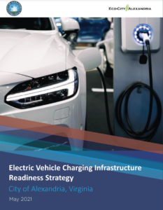2021 Electric Vehicle Charging Infrastructure Readiness Strategy (EVRS)