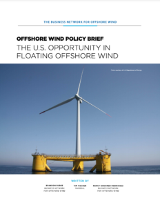 The U.S. Opportunity in Floating Offshore Wind