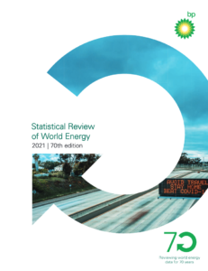 Statistical Review of World Energy 2021