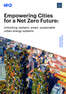 Empowering Cities for a Net Zero Future: Unlocking resilient, smart, sustainable urban energy systems
