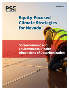 Equity-Focused Climate Strategies for Nevada