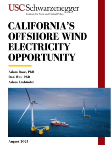 California's Offshore Wind Electricity Opportunity