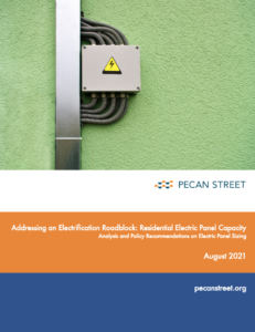 Addressing an Electrification Roadblock: Residential Electric Panel Capacity