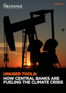 Unused Tools: How Central Banks Are Fueling the Climate Crisis