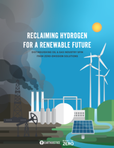 Reclaiming Hydrogen for a Renewable Future: Distinguishing Fossil Fuel Industry Spin from Zero-Emission Solutions