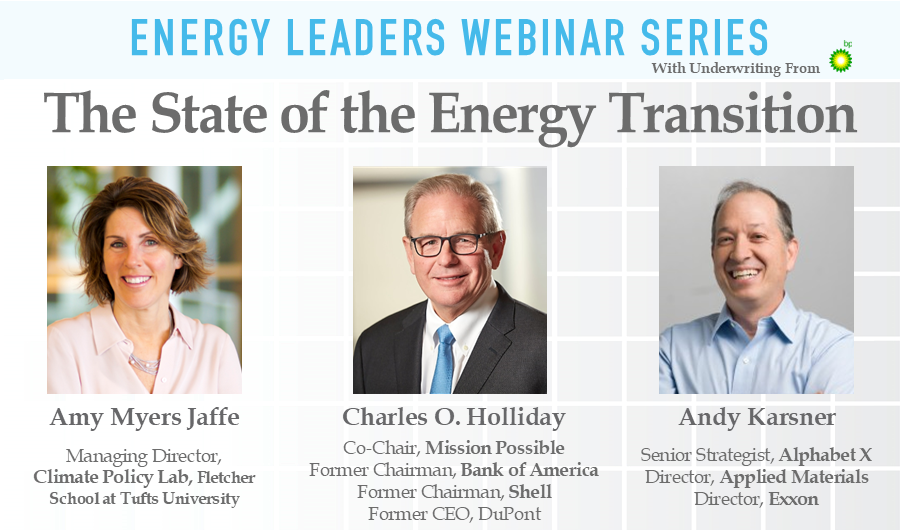 The State of the Energy Transition