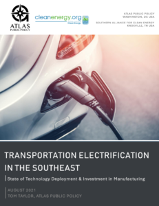 Transportation Electrification in the Southeast