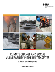 Climate Change and Social Vulnerability in the United States: A Focus on Six Impacts