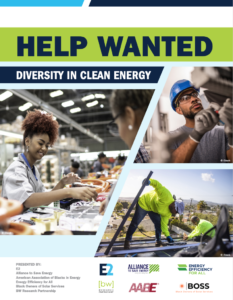 Help Wanted: Diversity in Clean Energy