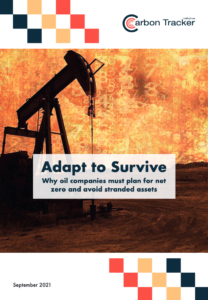 Adapt to Survive: Why Oil Companies Must Plan for Net Zero and Avoid Stranded Assets