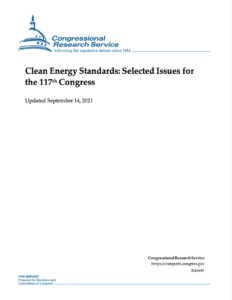 Clean Energy Standards: Selected Issues for the 117th Congress