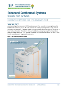 Climate-Tech to Watch: Enhanced Geothermal Systems