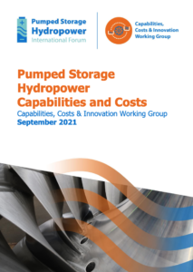 Pumped Storage Hydropower Capabilities and Costs