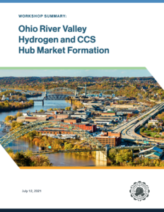 Ohio River Valley Hydrogen and CCS Hub Market Formation