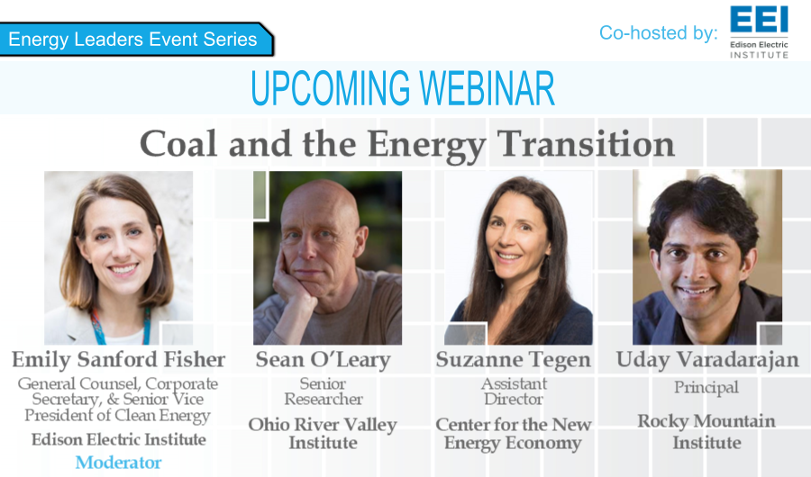 Coal and the Energy Transition