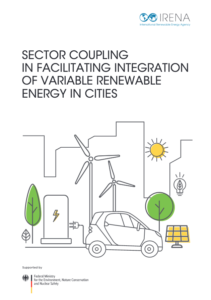 Sector Coupling in Facilitating Integration of Variable Renewable Energy in Cities