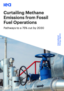 Curtailing Methane Emissions from Fossil Fuel Operations: Pathways to a 75% Cut by 2030
