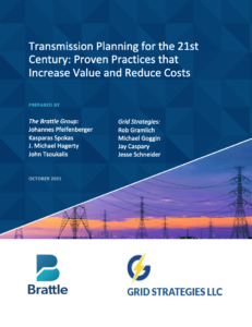 Transmission Planning for the 21st Century: Proven Practices that Increase Value and Reduce Costs
